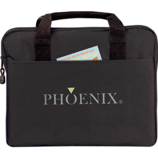 Excel (r) - Briefcase With Large Main Compartment Photo