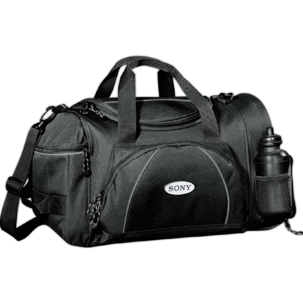 Boundary - Sport Duffel Bag Made Of 600 Denier Polycanvas Photo