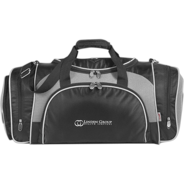Slazenger (r) - 420d Nylon Duffel Bag Photo