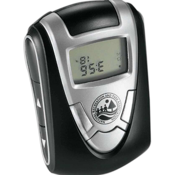 Stayfit Prostep - Multi-function Pulse Pedometer Photo