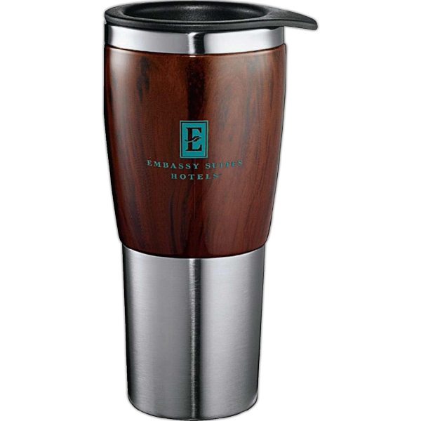 Bosque - 16 Oz Stainless Steel Tumbler With Stainless Steel Liner Photo