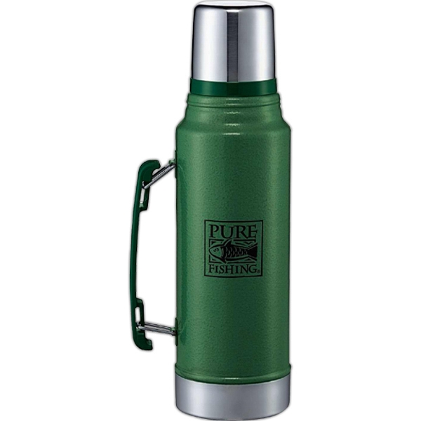 Stanley Classic (r) - Stainless Steel Bottle With Stainless Steel Liner, 35 Oz Photo