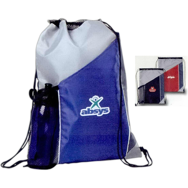 Slant - Cinch Pack Designed With 210 Denier Polyester Photo