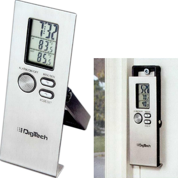 Indoor/outdoor Thermometer Photo