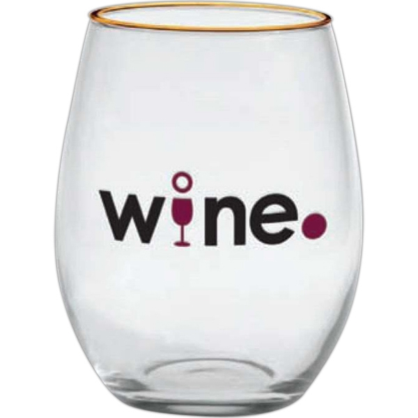 Stemless 21 Oz. White Wine Glass Photo
