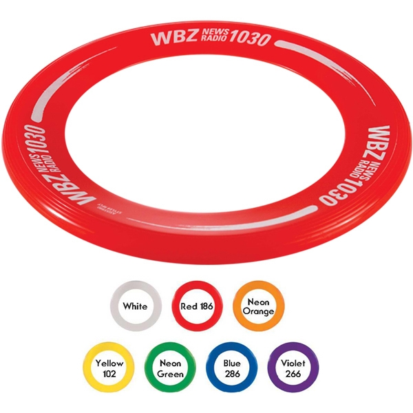 "Zing Ring - Light Weight Flying Ring, 9-5/8"" Diameter Photo"