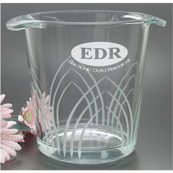 Arches Collection Windsor Collection - Champagne Cooler With Cut Glass Design Photo