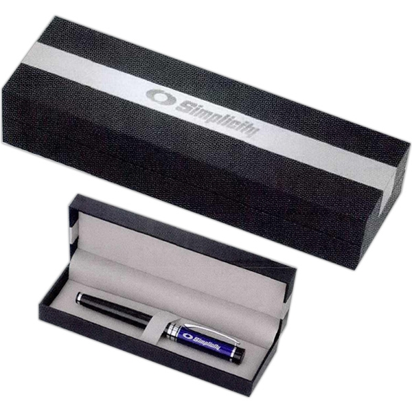Single Deluxe Gift Box With Printing Plate Photo