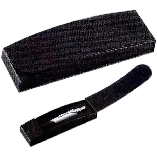 Black Flip-Top Gift Box