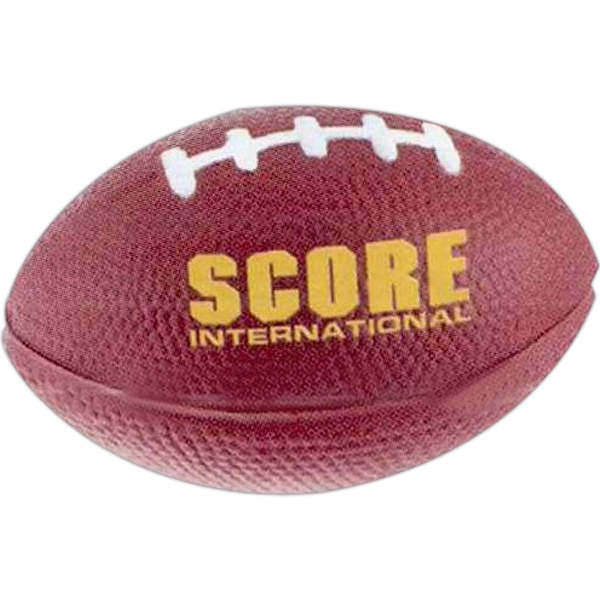 Football - Sports Ball Stress Reliever. Squeezable Foam Stress Ball Photo