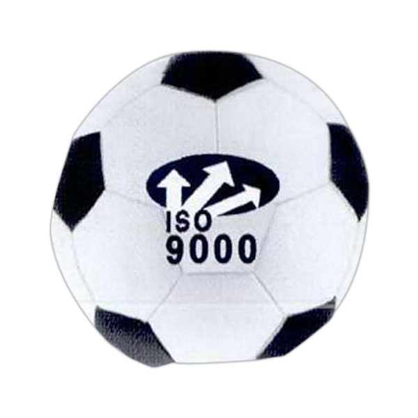 Soccer Ball - Sports Ball Stress Reliever. Squeezable Foam Stress Ball Photo