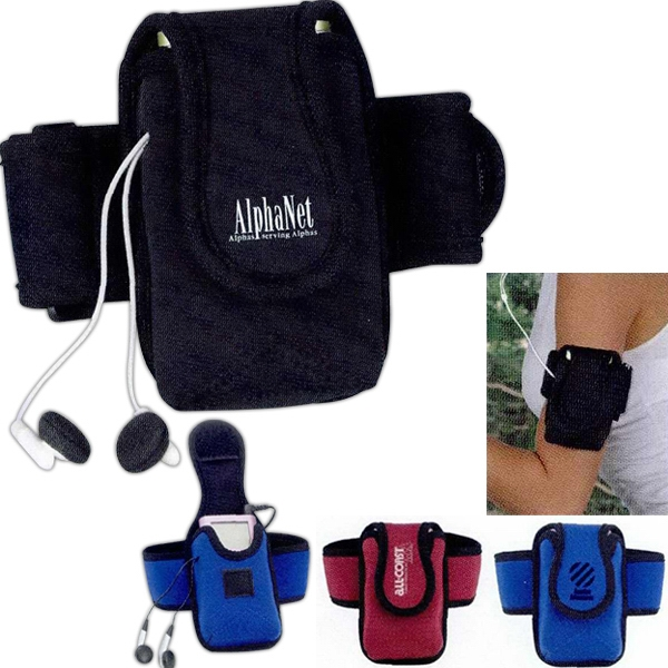 Arm Cell Holder/Wallet