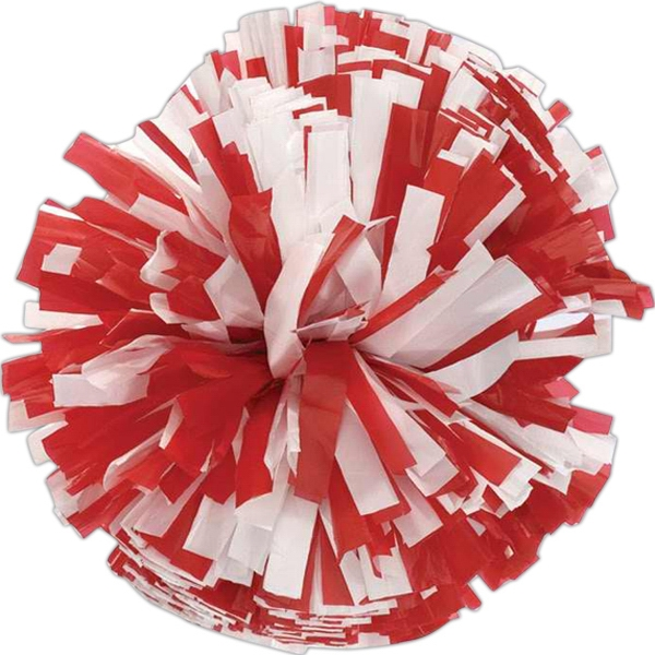 Cheer - 1,000 Streamers Plastic Cheer Pom - Waterproof, Shed-proof, And Fade Resistant Poms Photo