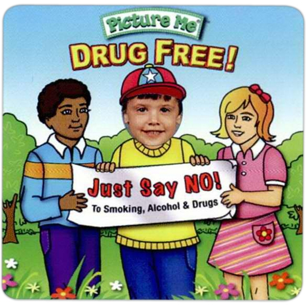 Pictureme (r) - Child's Book Teaching How To Be Drug Safe Photo
