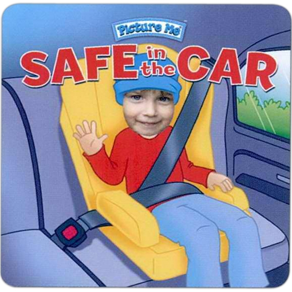 Pictureme (r) - Child's Book Teaching How To Be Safe In The Car Photo