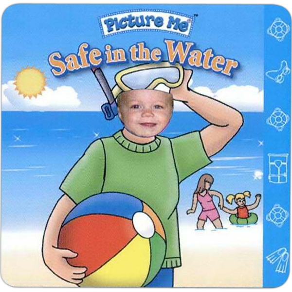 Pictureme (r) - Child's Book Teaching How To Be Safe In The Water Photo