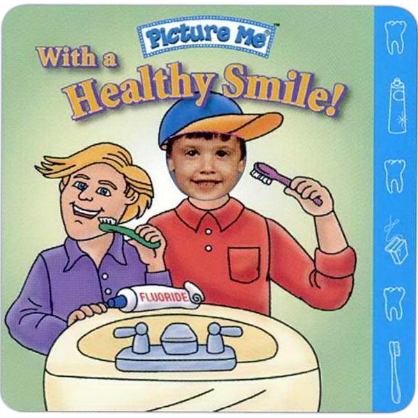 Pictureme (r) - Child's Book Teaching How To Care For Your Teeth Photo
