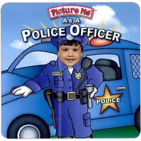 Pictureme (r) - Child's Book Teaching What It's Like To Be A Police Officer Photo