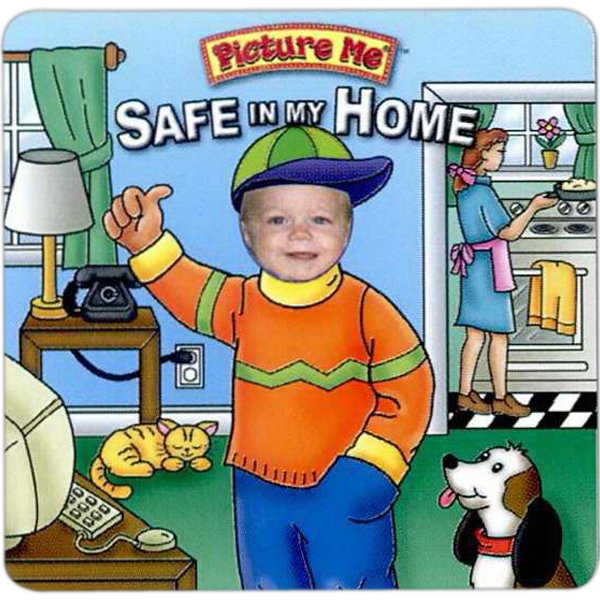 Pictureme (r) - Child's Book Teaching The Value Of Home Safety Photo