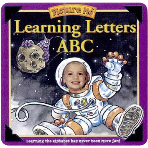 Pictureme (r) - Learning Letters Abc Book With Your Child As The Main Character Photo