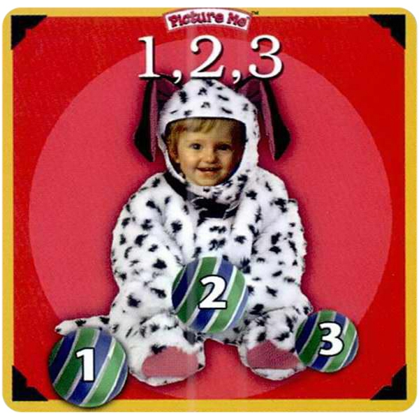 Pictureme (r) - Numbers Book With Your Child As The Main Character Photo
