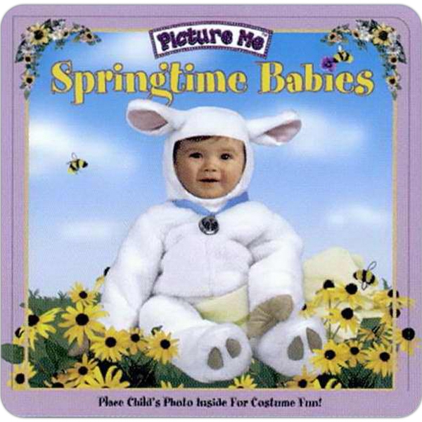 Pictureme (r) - Springtime Babies Book With Your Child As The Main Character. While Supplies Last Photo