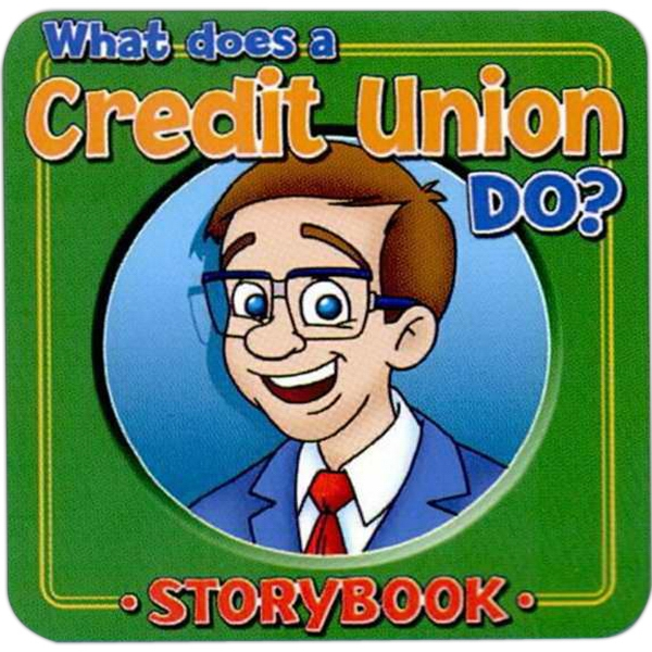 Children's Storybook On What A Credit Union Does Photo