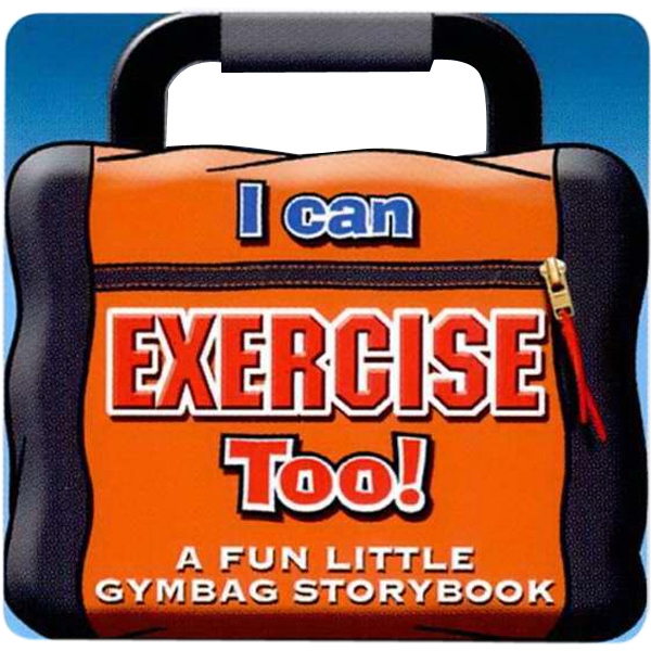 Handle Books - Children Learn About The Fun Of Exercising In This Book Photo