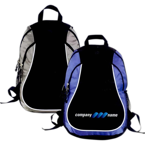 Turbulence - Backpack Made Of 600 Denier/pvc With Diamond Weave 420 Denier Nylon Trim Photo