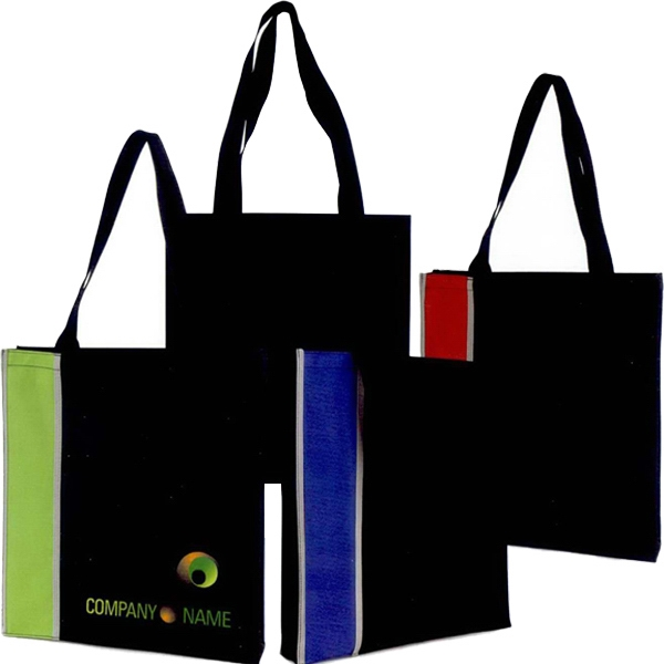 "Access - Tote Bag Made Of 600 Denier Nylon,14 3/4"" X 16"" Photo"