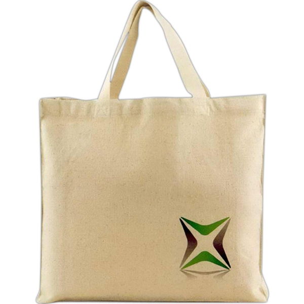 Tread - Natural Tote Bag Made Of 12 Oz Cotton Canvas Photo