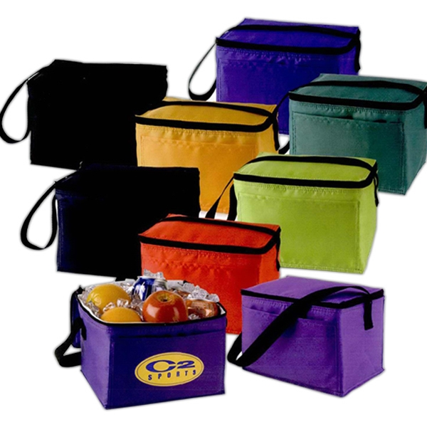 Sleet - Lunch Cooler Made Of 210 Denier Nylon Photo