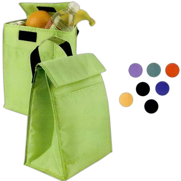 Gamma - Lunch Bag Made Of 210 Denier Nylon Photo