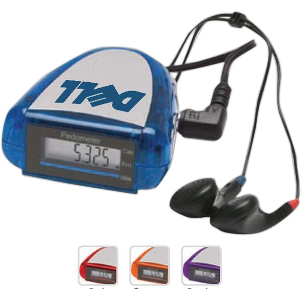 Fm Scanner Pedometer. Auto Scan Fm Radio. Calculates Steps, Distance And Calories Photo
