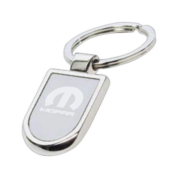 Nova - Rounded Square Key Tag Photo