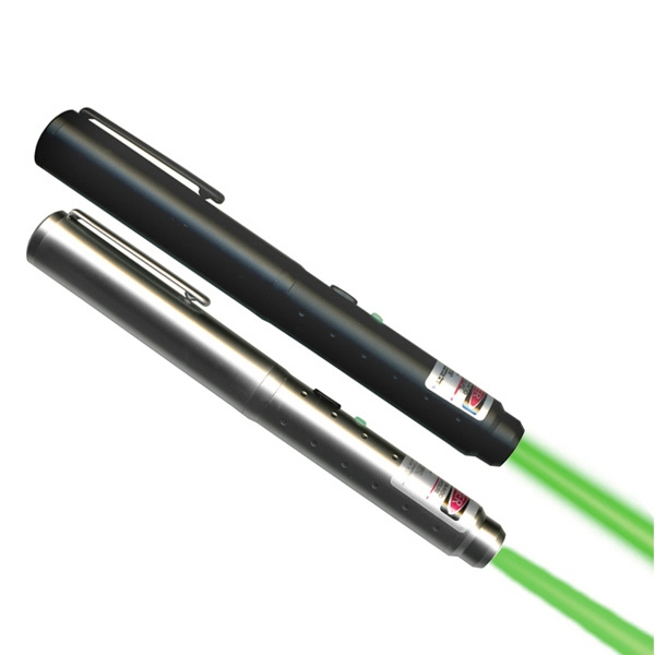 Green Laser Pointer - Short Photo