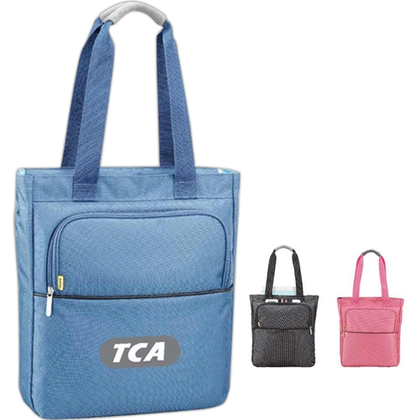 Fashion Place Impulse (tm) - Top Loading Padded Computer Compartment With Securing Strap Urban Tote Photo