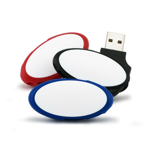 2gb - Swivel Usb Drive 600 Global Saver Photo