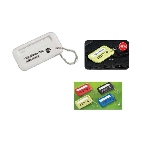Biodegradable Luggage Tag Photo