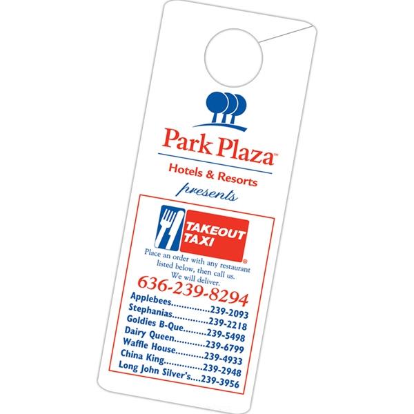 Door Hanger / Shower Card
