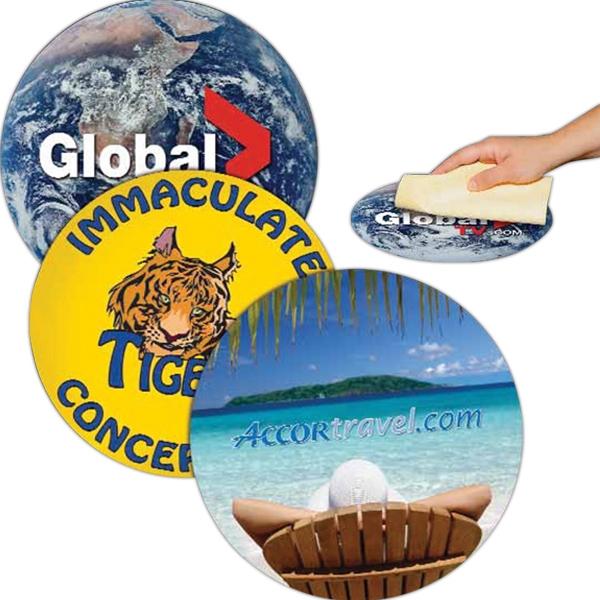 Circle Removable Adhesive Mouse Pad