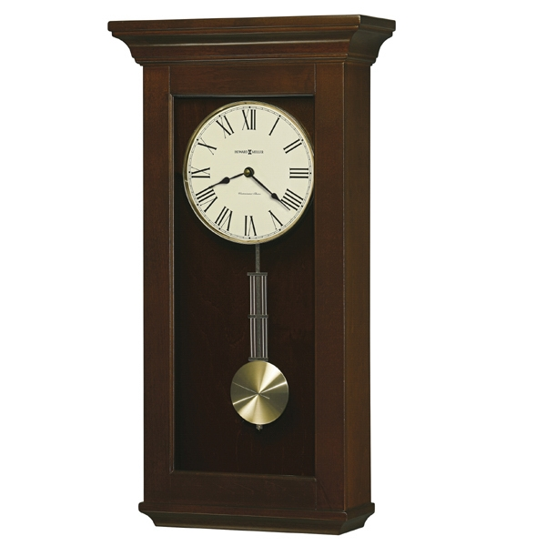 Continental - Cherry Bordeaux Clock With Single Chime Movement Photo