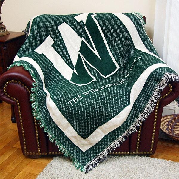 Custom 2-Layer Throw Blanket, size XL