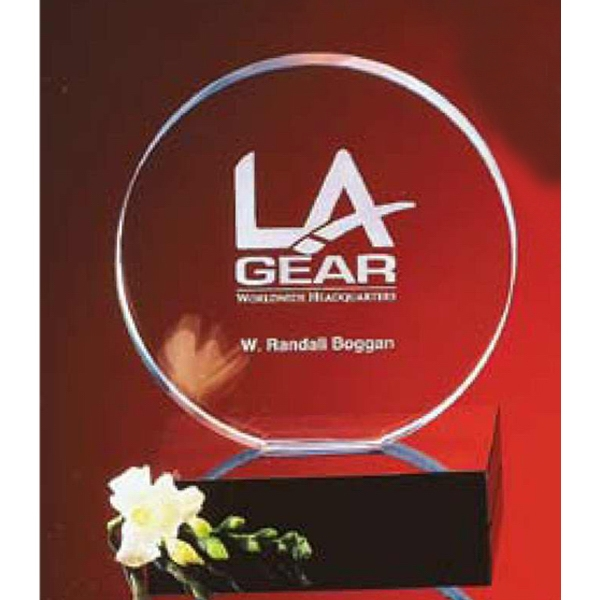 Clear - Halo Award Photo