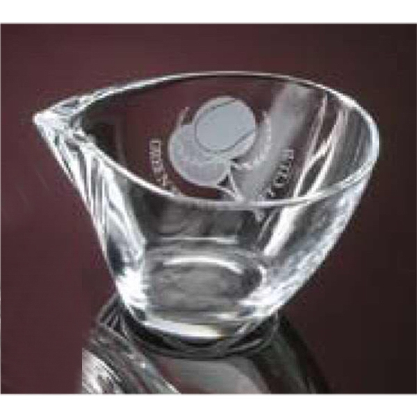 "Colwyn - Crystalline 5"" Bowl Award Photo"
