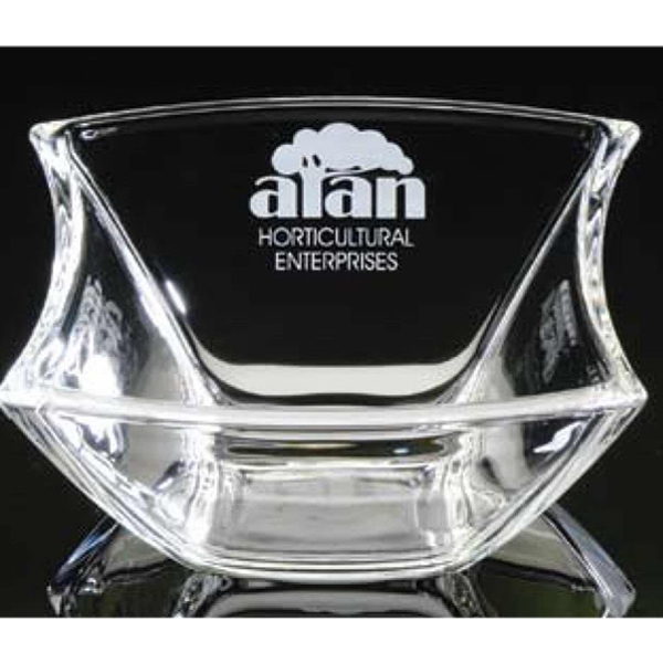 Arion - Crystal Square Bowl Award Photo