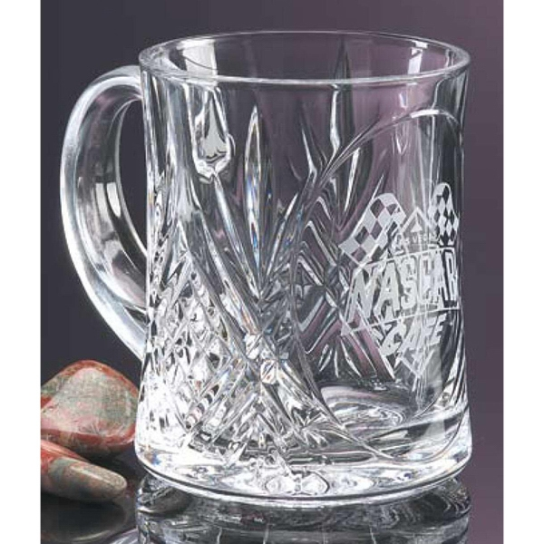 Insignia;westgate Crystal (tm) - Full Lead Crystal Stein Holds 12 Ounces Photo