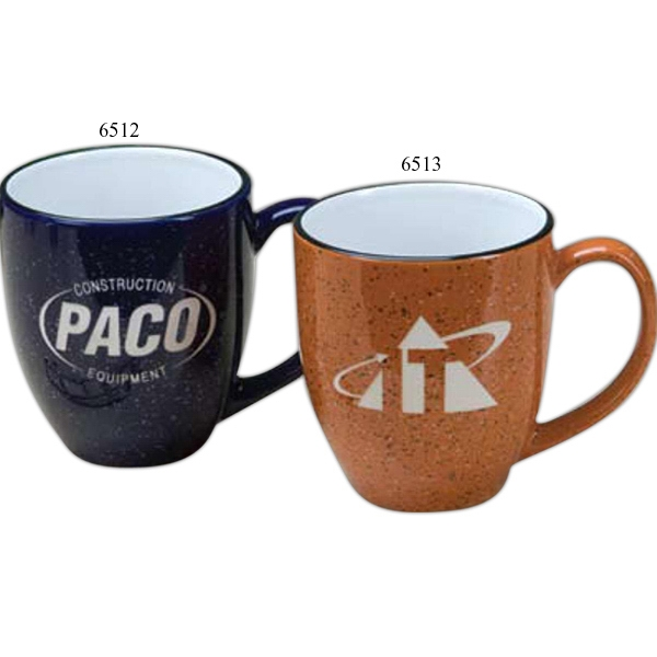 Santa Fe - Terracotta - Bistro Mug, 16 Oz Photo
