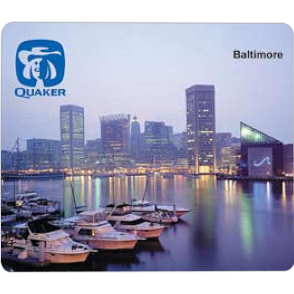Skyline Originals - Mouse Pad Photo