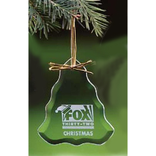 Jade Crystal Tree Shape Ornament Photo